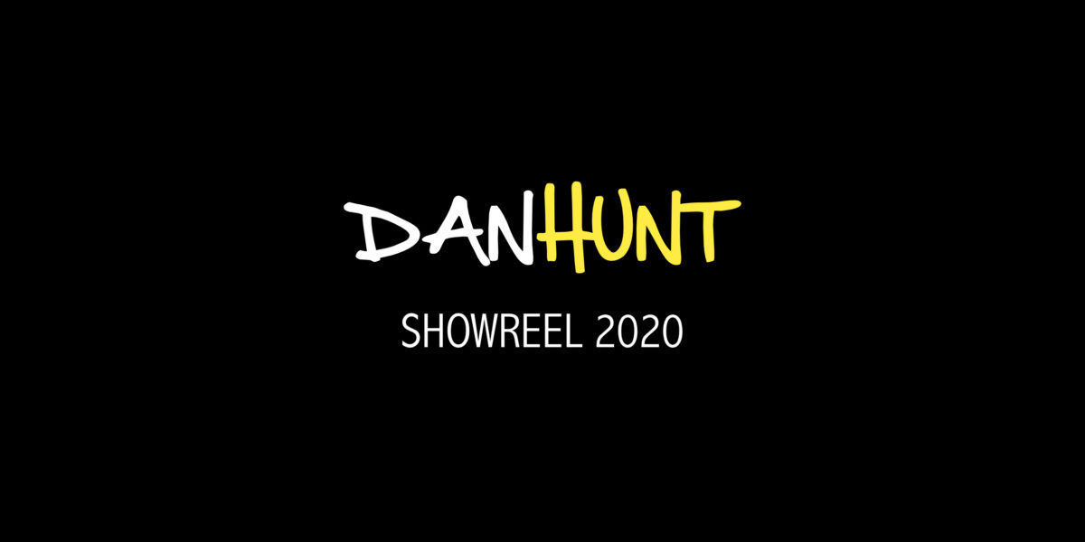 Dan Hunt Cinematography Showreel 2020